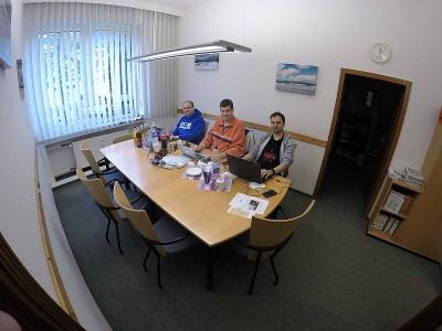 Homepage-Team Treffen