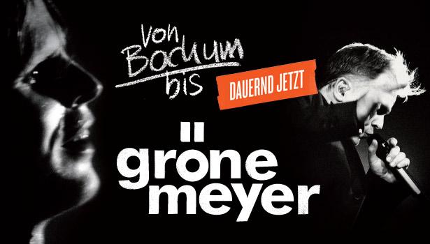 Herber Grönemeyer (Dirk Becker Entertainment GmbH)
