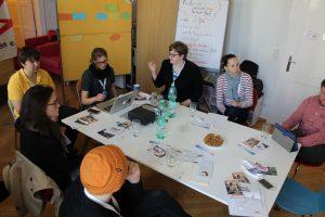 Schlüsselpartner Treffen Berlin April 2016