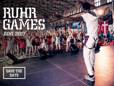 Ruhr Games 2016 Front Bild