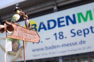 Logo Baden Messe