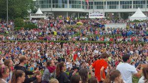 Deutschen Turnfest 2017