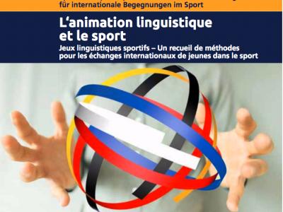 Broschüre DSJ - Bewege Sprachanimation