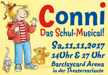 Conni - Das Schul-Musical (c) cocomico Theater
