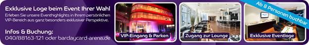 Barclaycard-Arena Loge