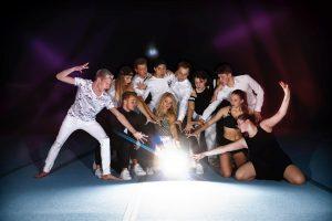 Feuerwerk der Turnkunst Showteam PR