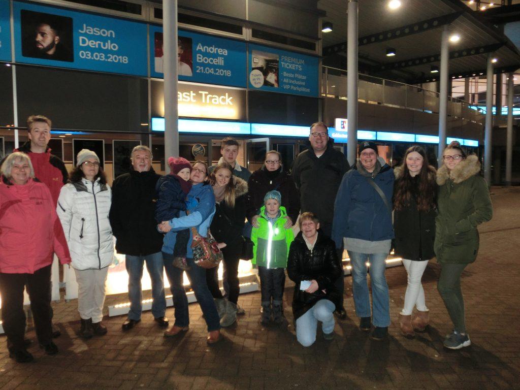 Netzwerktreffen Ehrenamt - Internationaler Jugendaustausch Fachkräfteaustausch 2018