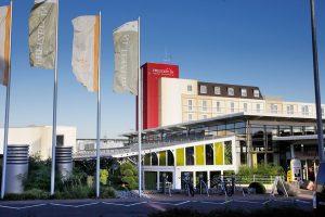 HotelFreizeitIn Aussenansicht - JLK 2018 - Göttingen