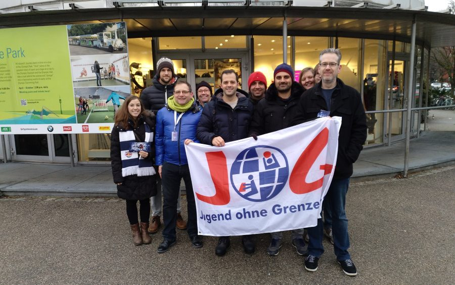 Netzwerktreffen Ehrenamt eishockey München - Full