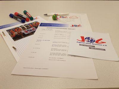 Jugendleiterkonferenz 2018 - Göttingen - Office 365