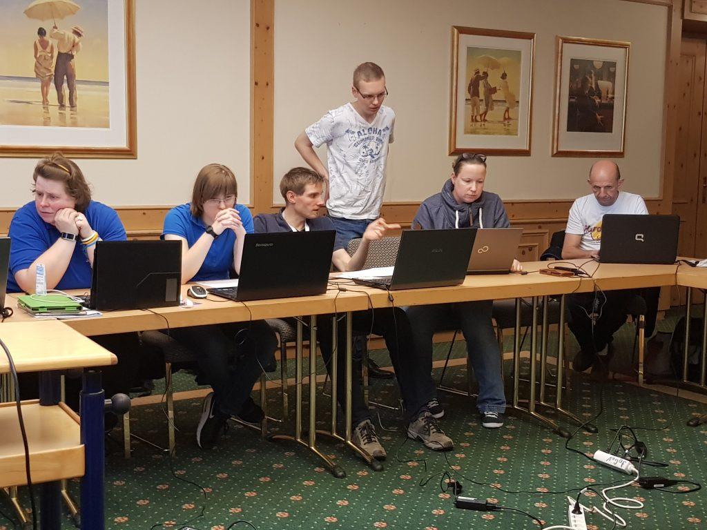Jugendleiterkonferenz 2018 - Göttingen - Office 365 - Workshop