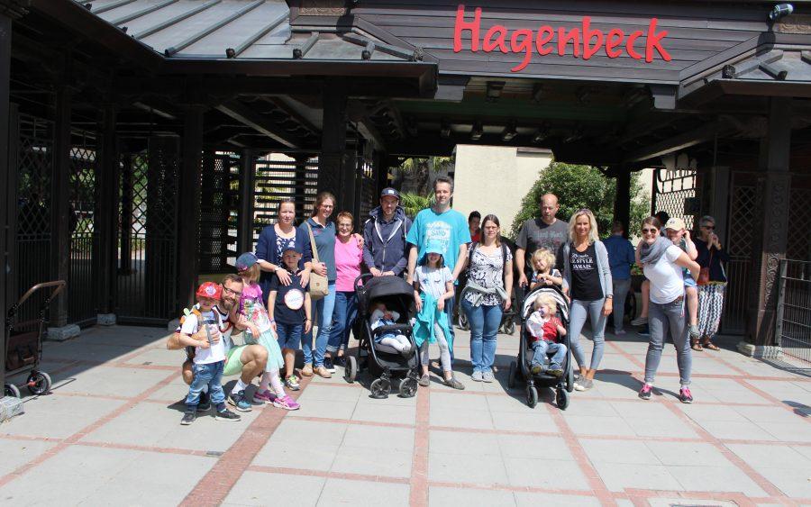 Netzwerktreffen Hagenbeck Tierpark 2018