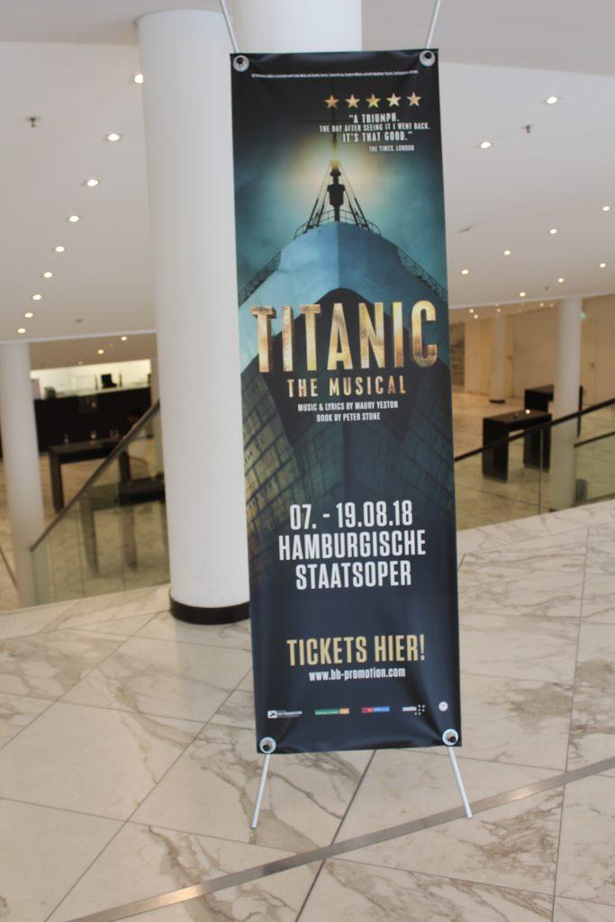 Netzwerktreffen Titanic the Musical 2018