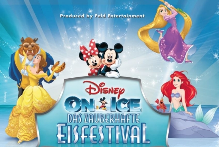 Disney on Ice 2018 - (C) Feld Entertainment/Disney