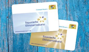 Ehrenamtskarte Bayern