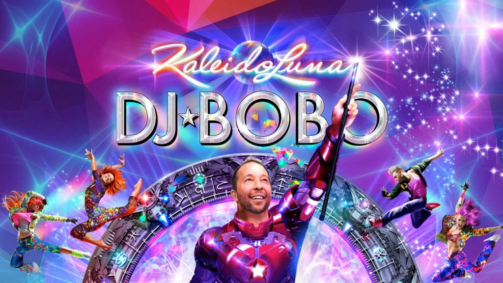 DJ Bobo - KaleidoLuna Tour 2019