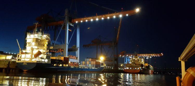 Container Terminal Altenwerden - Party Ehrenamt 2019