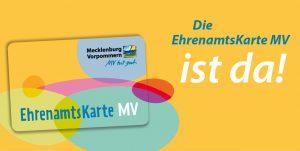 Bild der Ehrenamtskarte Mecklenburg Vorpommern