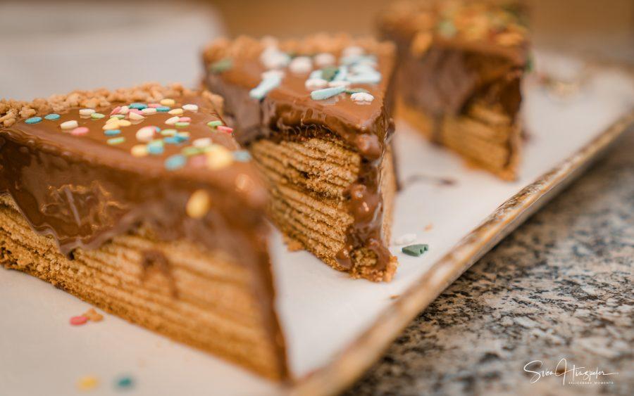 Bake Night Kuchen